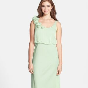 Adrianna Papell Chiffon gown only worn once